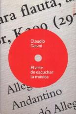 Arte escuchar musica Claudio Casini